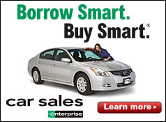 Borrow smart. Buy smart.