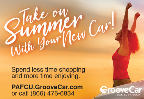 Take on Summer with Your New Car!