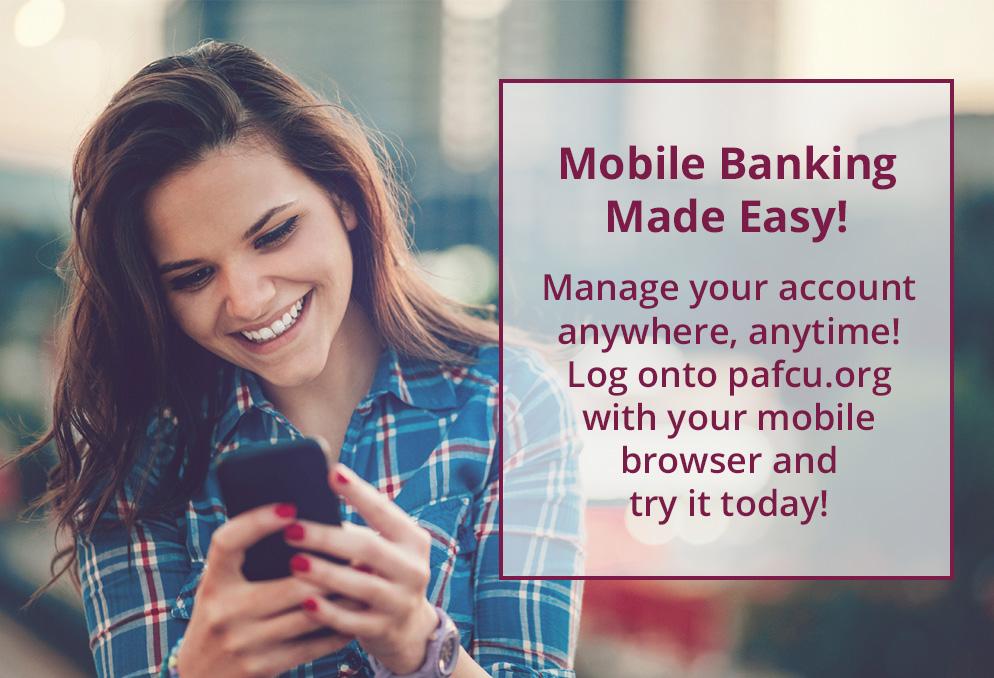 Mobile Bank Made Easy!