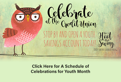 Celebrate at the Credit Union